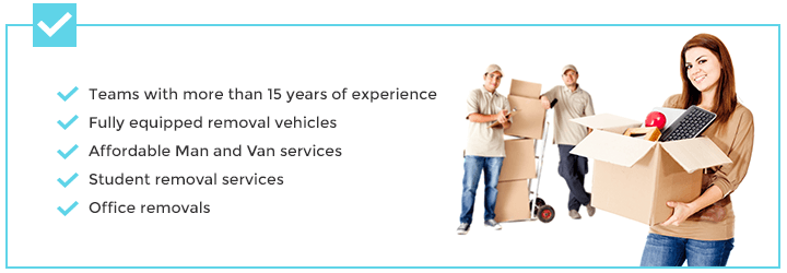 Professional Movers Services at Unbeatable Prices in CLAPHAM